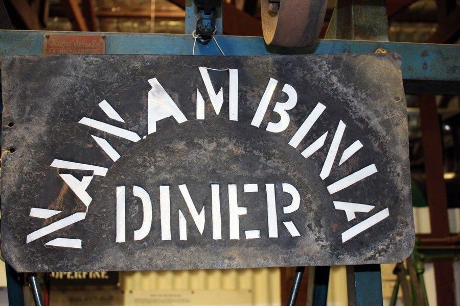 Namanbinia Station - Dimer
