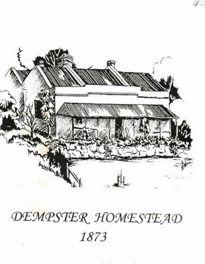 Dempster Homestead 1873
