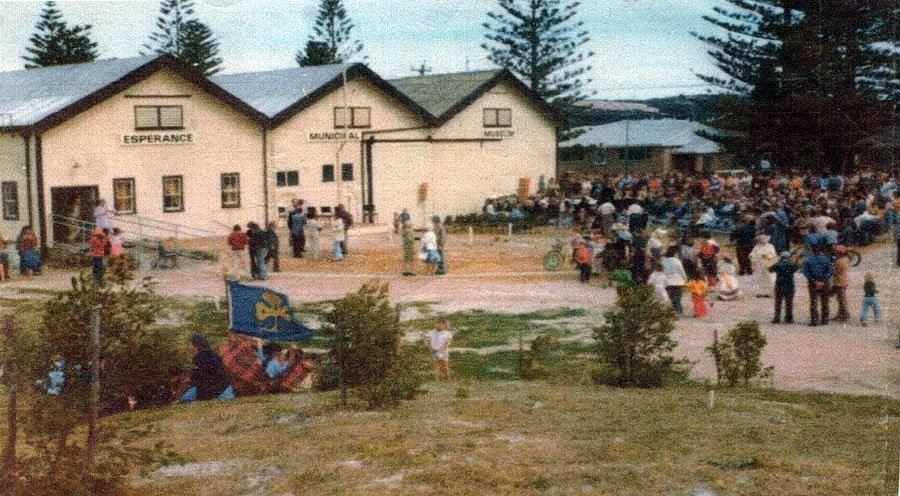 Esperance Bay Historical Society - Museum Opening