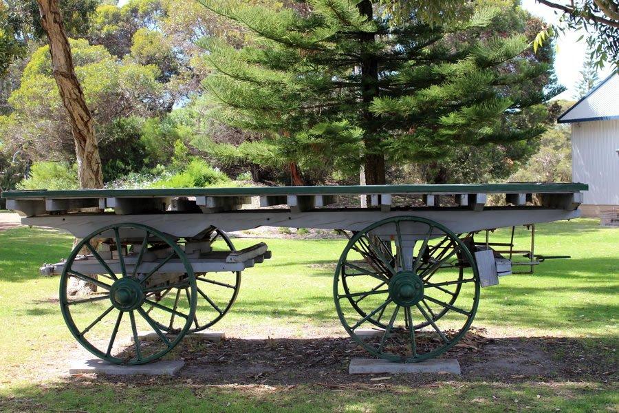 Esperance Museum Park