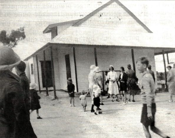 The First Salmon Gums School 1926 – 1972