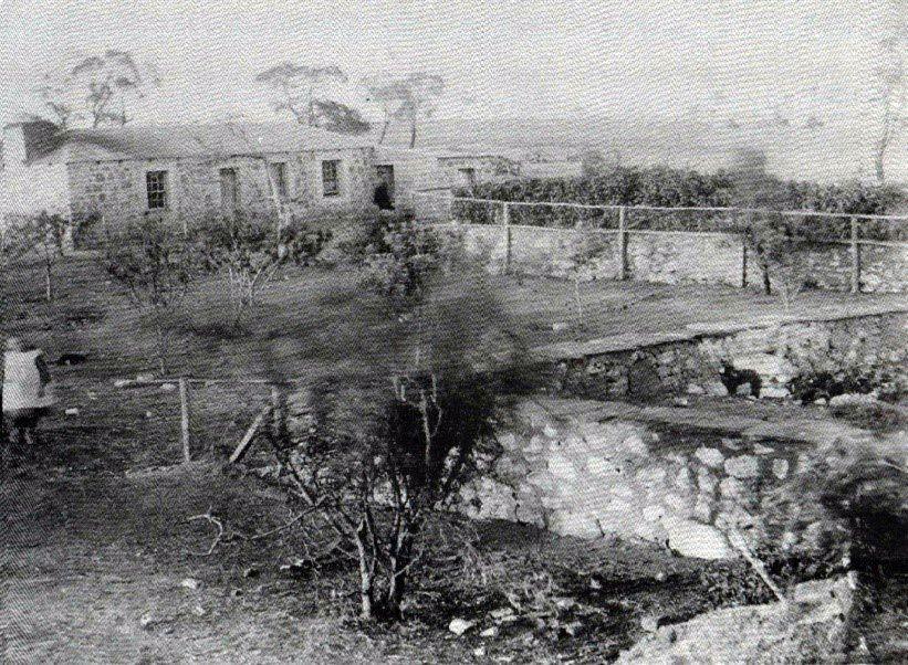 Balladonia Homestead - 1880s