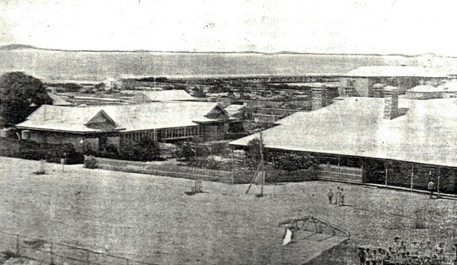 Ernest Black - Magsitates House
