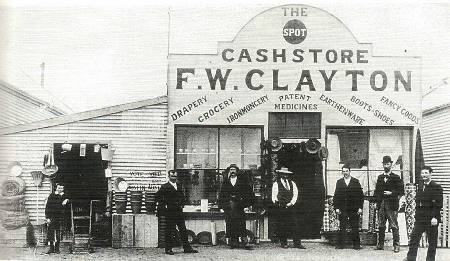 F.W. Clayton