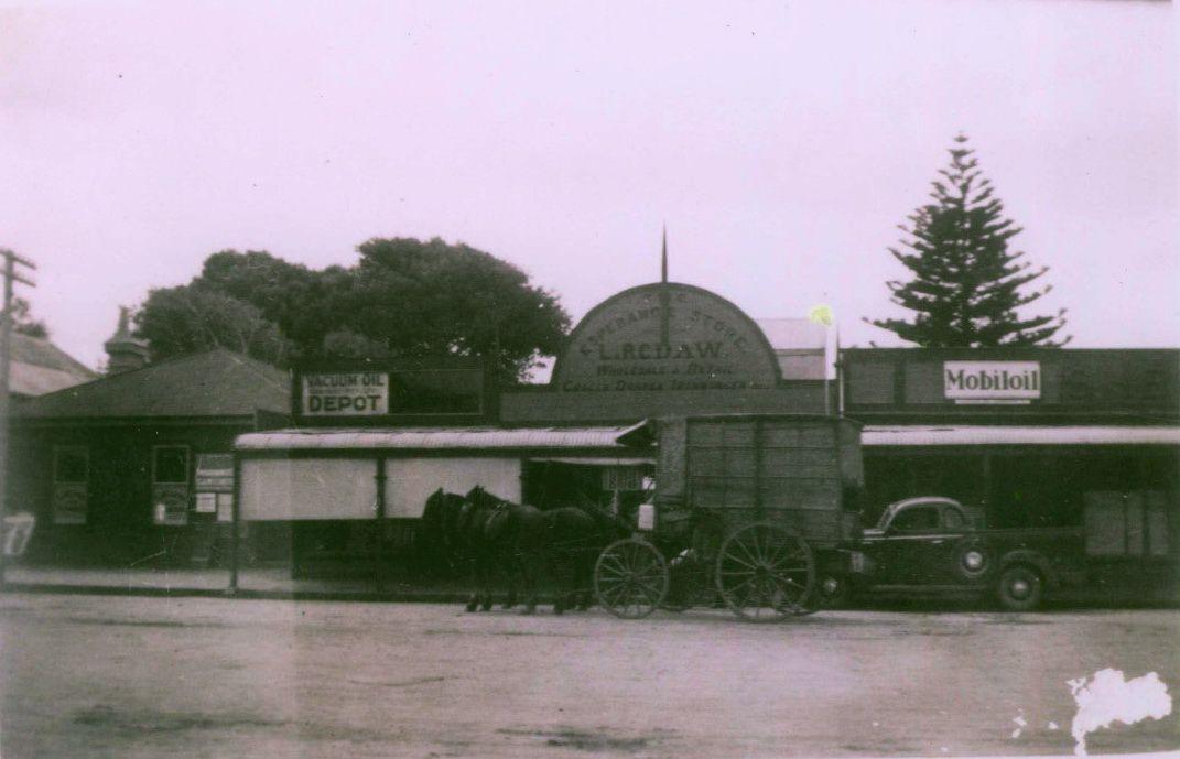 F.E. Daw General store