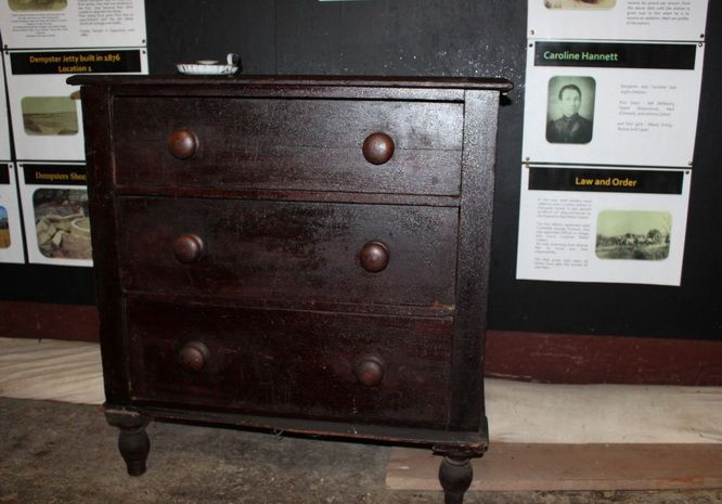 Donate -Dempster Family - Chest of Drawers