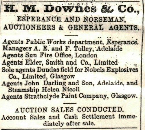 H.M. Downes & Co