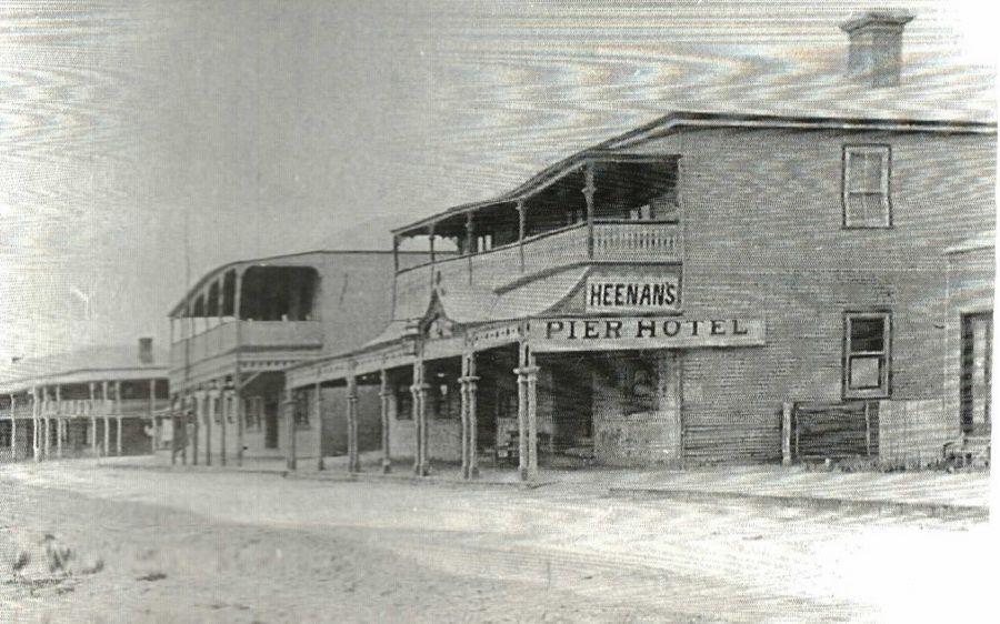 Micheal Heenan -Heenans Pier Hotel
