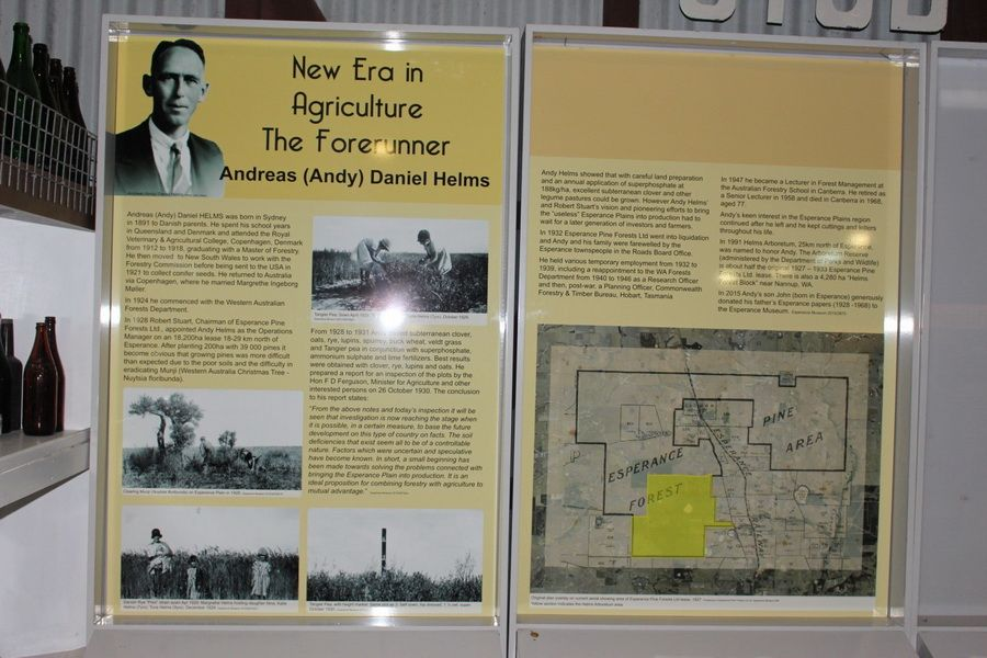 New Era in Agriculture Exhibition
