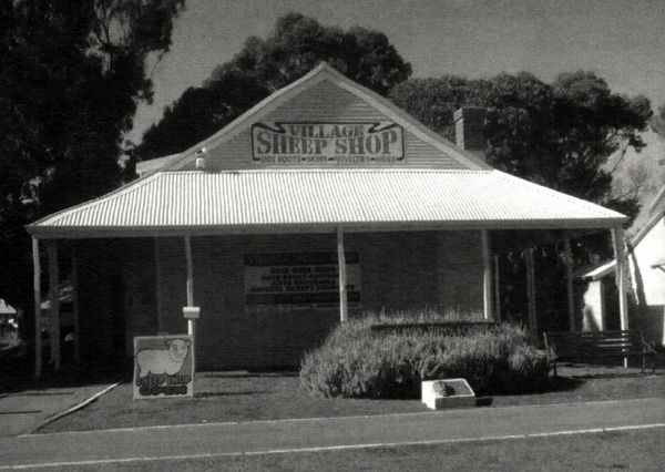 The First Salmon Gums School 1926 – 1972 Building