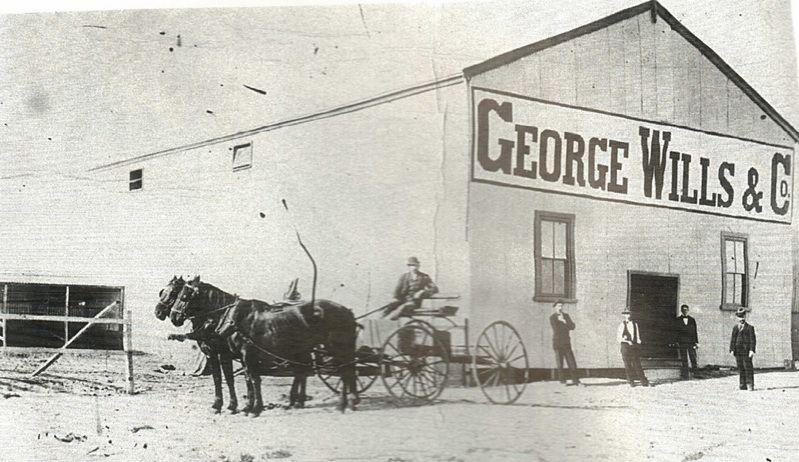 George Wills & Co.