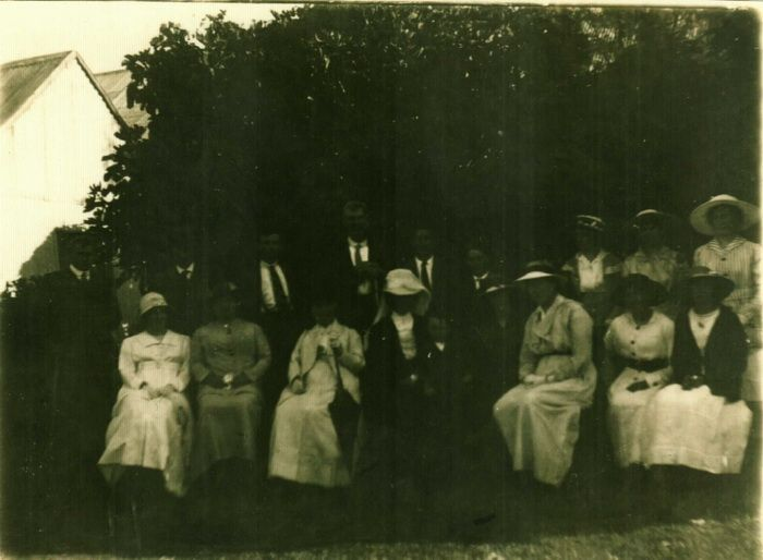 croquet_party_EJ_mccarthy_1916