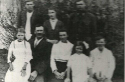 Esperance Bay Historical Society-Holman Family