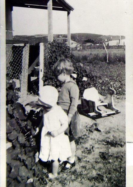 Mary Joyce and Hilda Merle McCarthy