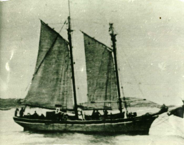 The Agnes -Ship