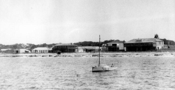 The Boronia-Ship