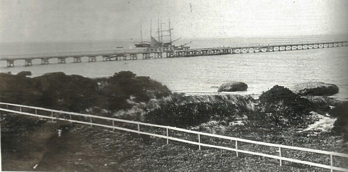 The Grace Darling & Jetty