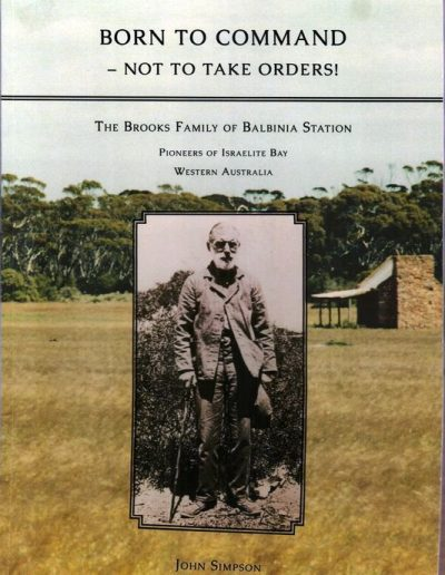 Born to Command - Not to Take Orders